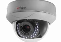 Видеокамера HD 2Mp HiWatch DS-T207